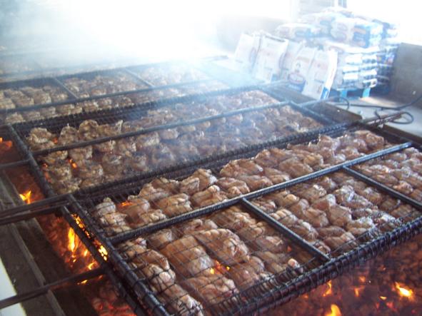 chicken from 2010 festival