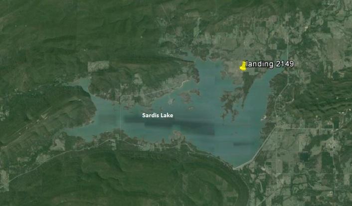 GE - Sardis Lake