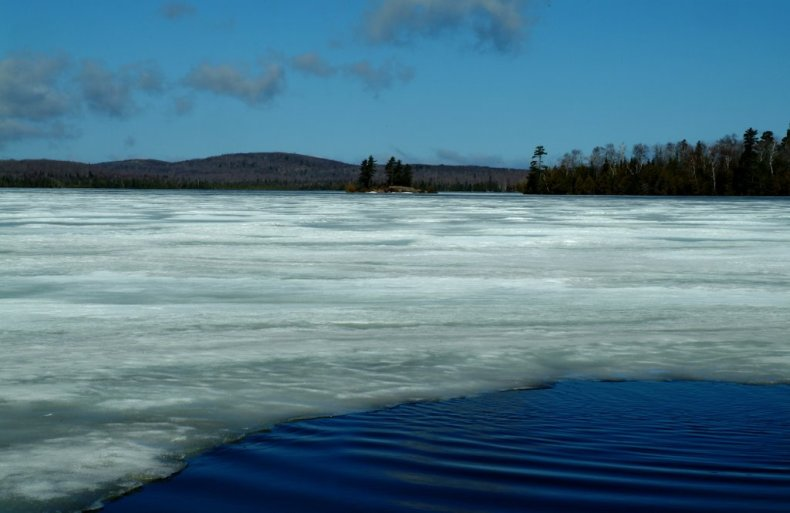 Ronald Corey may lake medora