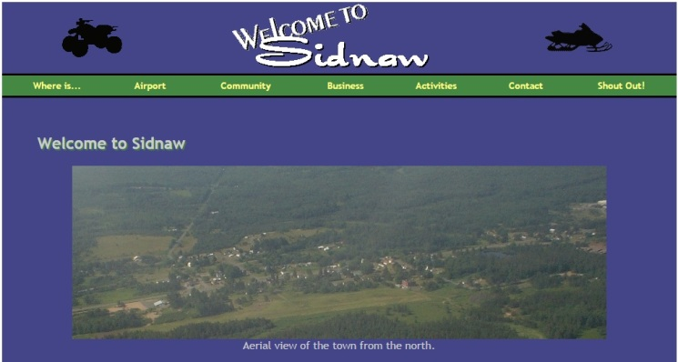 sidnaw website