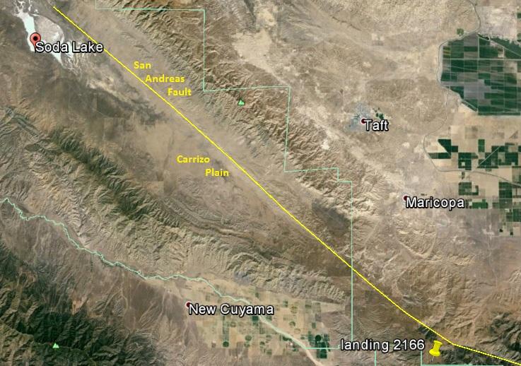 GE 2 San Andreas Fault