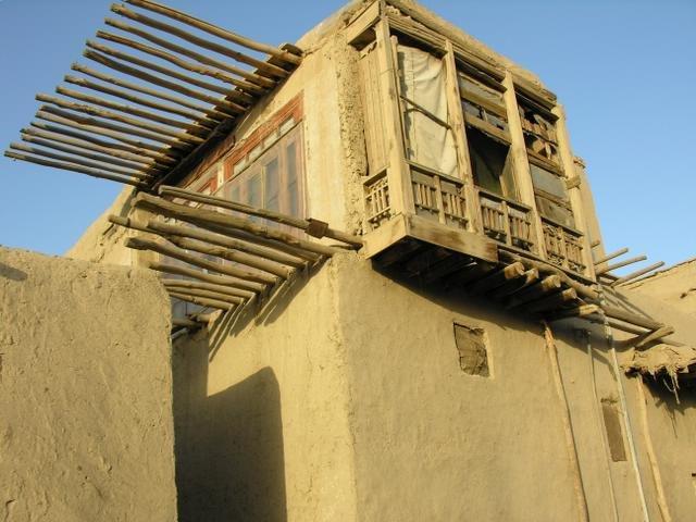 pano golam kamal traditional mud house