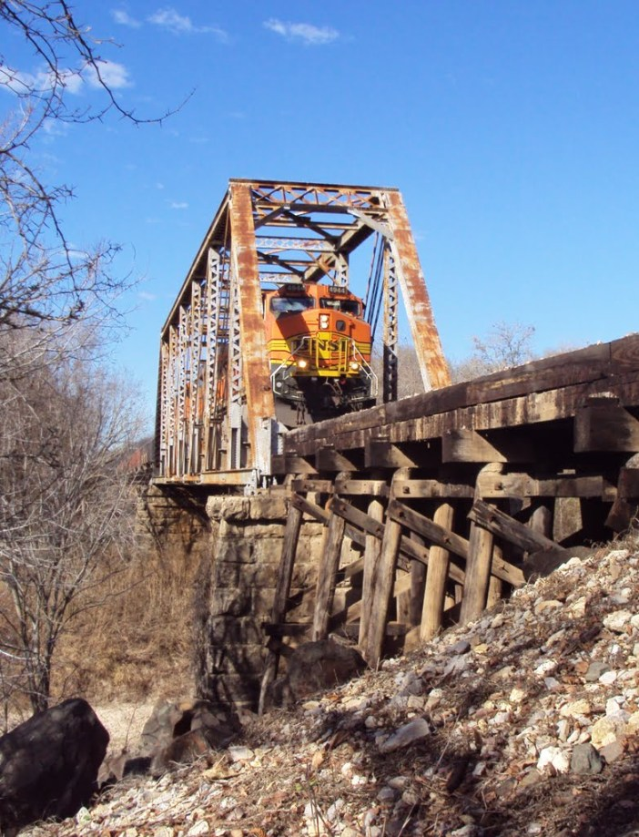 pano Bridgehunting Texas
