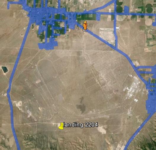 sv drainage map