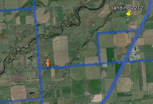 ge sv map drainage
