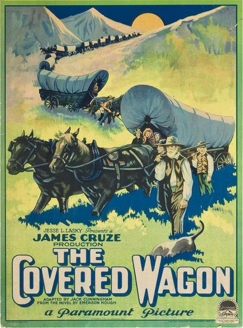 The_Covered_Wagon_poster
