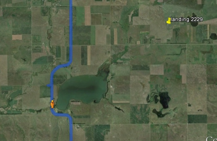 GE SV map Jack Creek