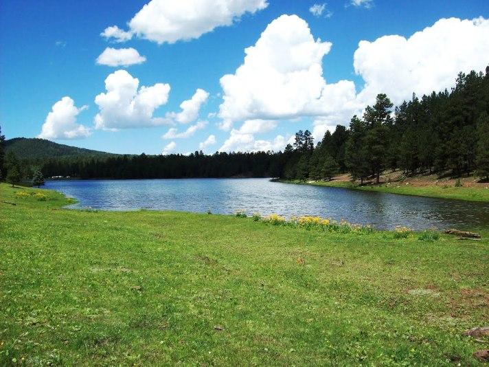 pano tijopics hawley lake 10 mi N