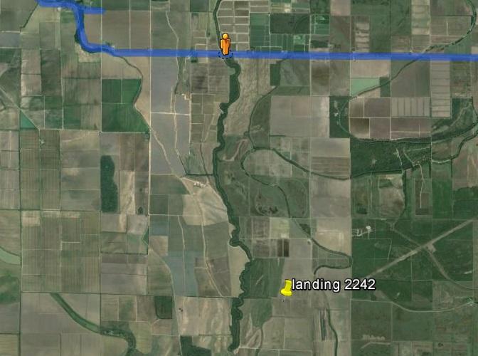 ge sv landing map