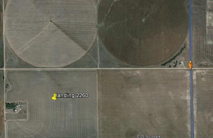 ge landing sv map