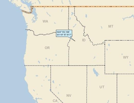 Yellow Pine Idaho « A Landing a Day