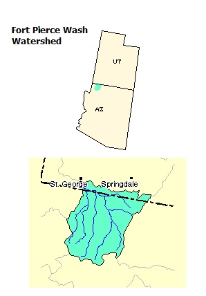 us epa ft pierce watershed map