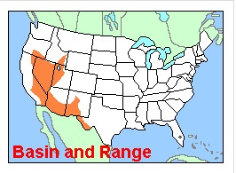 usgs basin and range