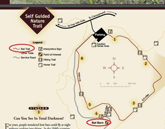 milo mciver bat trail and barn