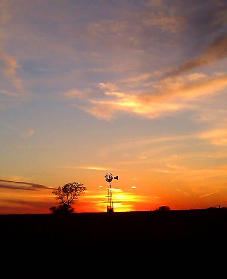 pano nice sunset texmark2012