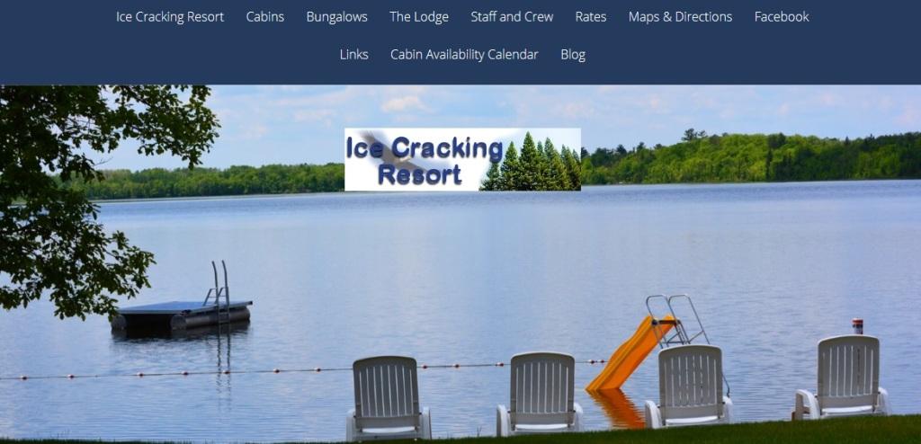 ice-cracking