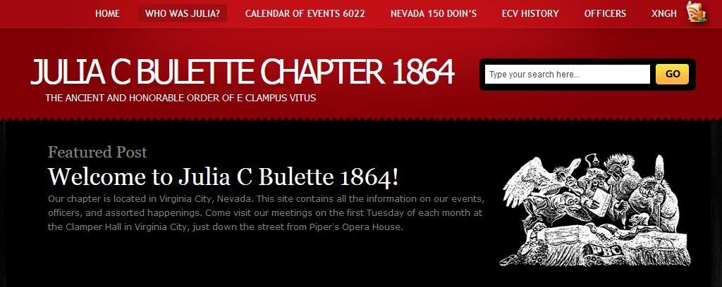 julia-bulette-website