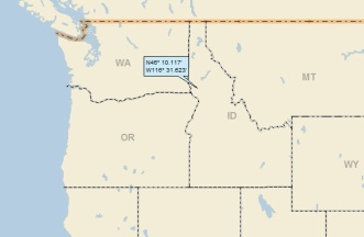 Winchester Idaho Map.Craigmont And Winchester Idaho A Landing A Day