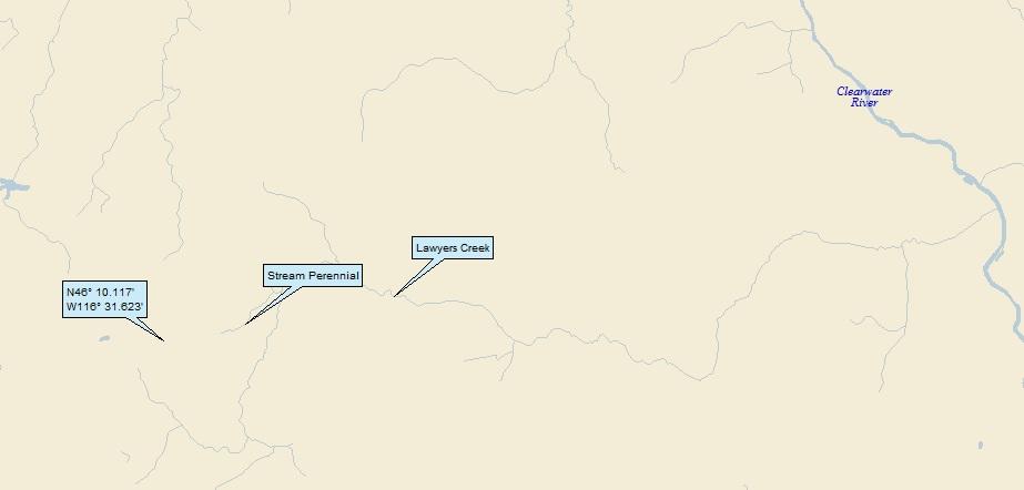 Winchester Idaho Map.Winchester Idaho A Landing A Day